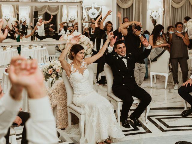 Il matrimonio di Luca e Marika a Vasto, Chieti 345