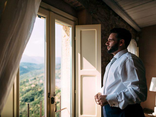 Il matrimonio di Andrea e Valentina a Borgio Verezzi, Savona 5