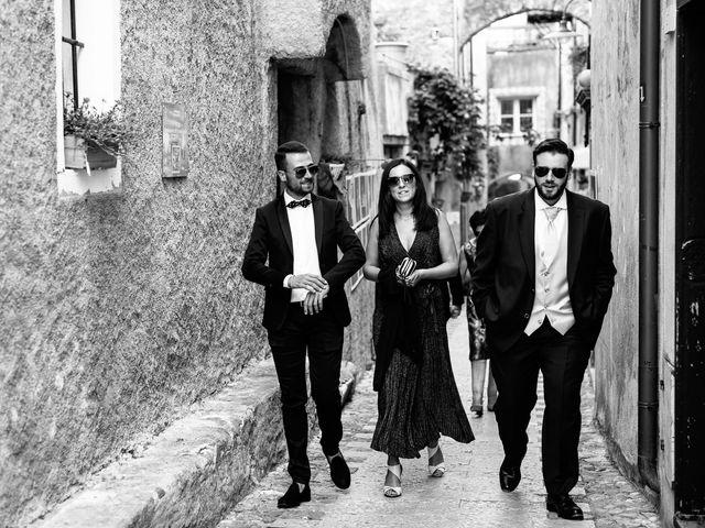 Il matrimonio di Andrea e Valentina a Borgio Verezzi, Savona 10