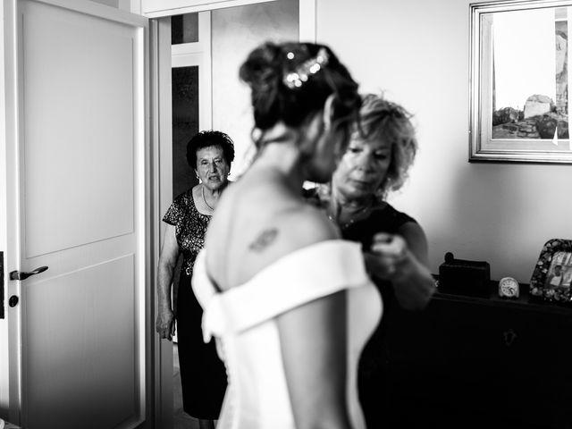 Il matrimonio di Andrea e Valentina a Borgio Verezzi, Savona 27