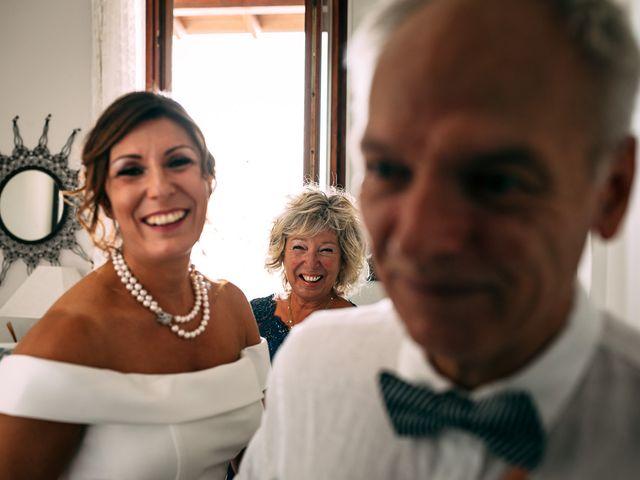 Il matrimonio di Andrea e Valentina a Borgio Verezzi, Savona 28