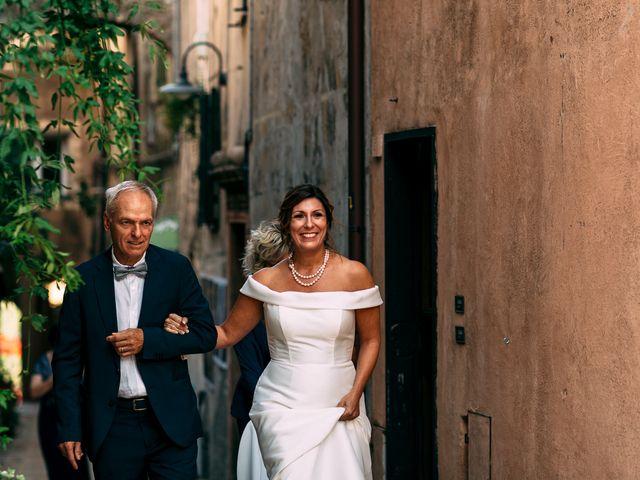 Il matrimonio di Andrea e Valentina a Borgio Verezzi, Savona 38