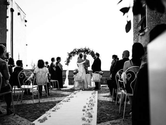 Il matrimonio di Andrea e Valentina a Borgio Verezzi, Savona 43