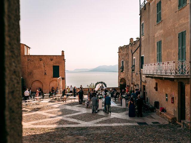 Il matrimonio di Andrea e Valentina a Borgio Verezzi, Savona 44