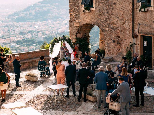Il matrimonio di Andrea e Valentina a Borgio Verezzi, Savona 45