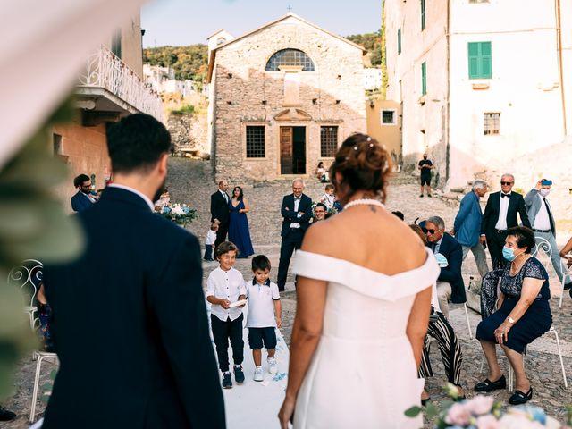 Il matrimonio di Andrea e Valentina a Borgio Verezzi, Savona 50