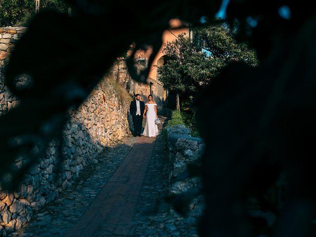 Il matrimonio di Andrea e Valentina a Borgio Verezzi, Savona 63