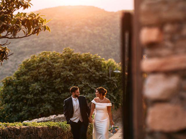 Il matrimonio di Andrea e Valentina a Borgio Verezzi, Savona 70