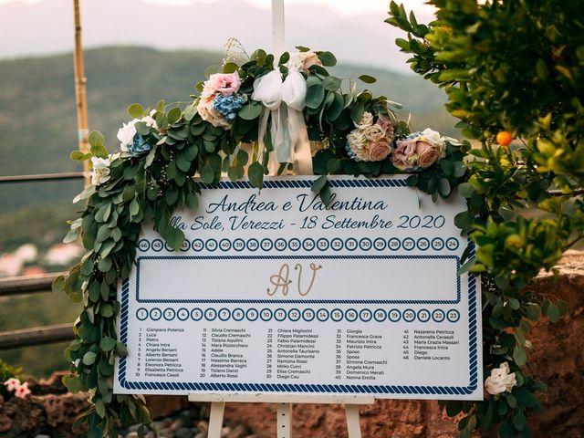 Il matrimonio di Andrea e Valentina a Borgio Verezzi, Savona 72