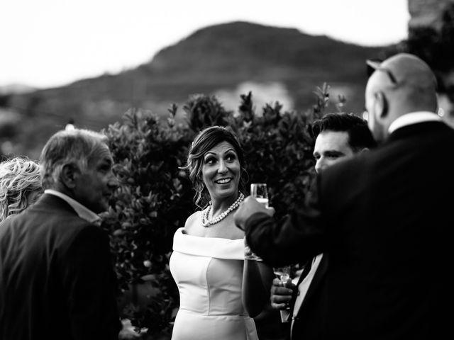 Il matrimonio di Andrea e Valentina a Borgio Verezzi, Savona 74