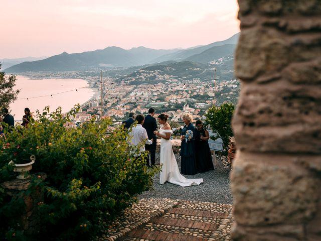 Il matrimonio di Andrea e Valentina a Borgio Verezzi, Savona 75
