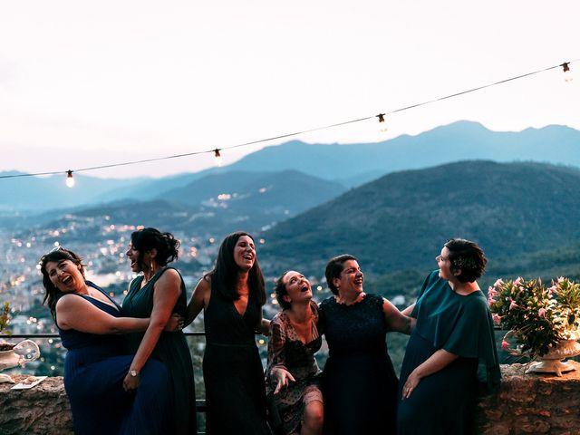Il matrimonio di Andrea e Valentina a Borgio Verezzi, Savona 76