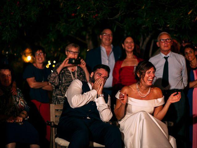 Il matrimonio di Andrea e Valentina a Borgio Verezzi, Savona 83