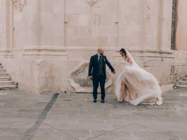 Le nozze di Marilina e Stefano