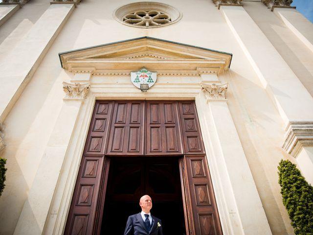 Il matrimonio di Cristian e Alessandra a Montecchio Maggiore, Vicenza 12