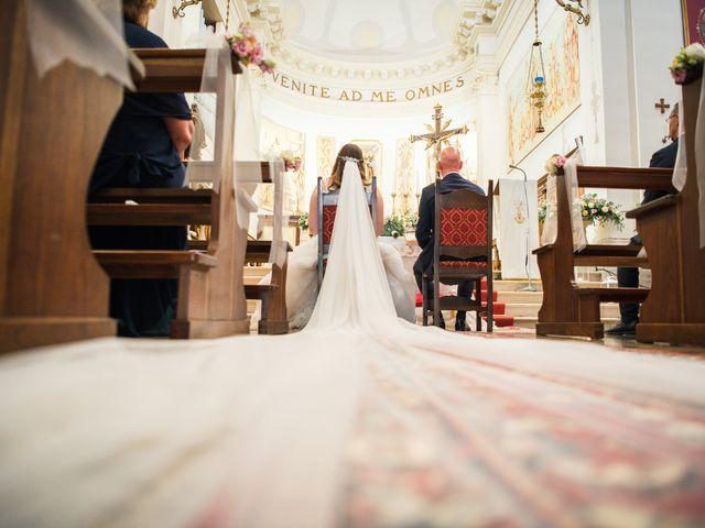 Il matrimonio di Cristian e Alessandra a Montecchio Maggiore, Vicenza 15