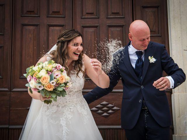 Il matrimonio di Cristian e Alessandra a Montecchio Maggiore, Vicenza 18