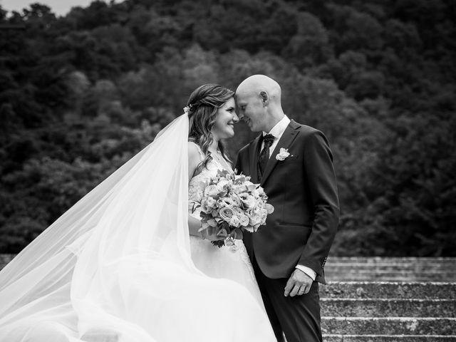 Il matrimonio di Cristian e Alessandra a Montecchio Maggiore, Vicenza 19