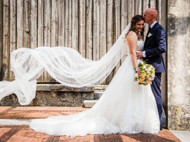 Il matrimonio di Cristian e Alessandra a Montecchio Maggiore, Vicenza 25