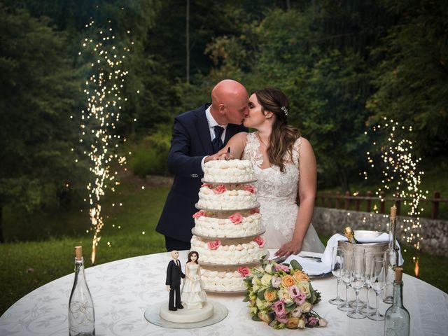 Il matrimonio di Cristian e Alessandra a Montecchio Maggiore, Vicenza 28