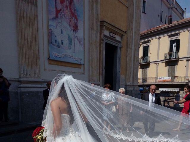 Il matrimonio di Salvatore e Mariagrazia a Cava de' Tirreni, Salerno 8