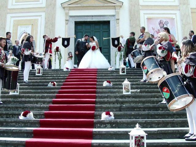 Il matrimonio di Salvatore e Mariagrazia a Cava de' Tirreni, Salerno 12