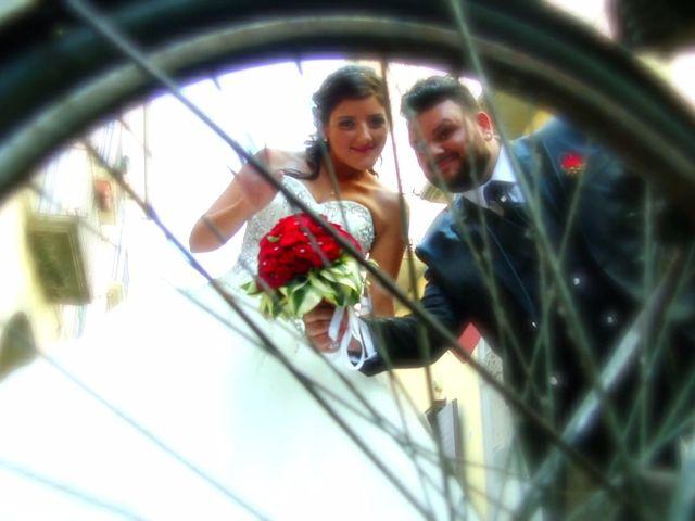 Il matrimonio di Salvatore e Mariagrazia a Cava de' Tirreni, Salerno 16