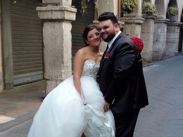 Il matrimonio di Salvatore e Mariagrazia a Cava de' Tirreni, Salerno 17