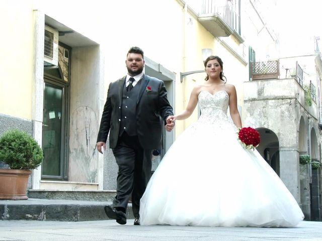 Il matrimonio di Salvatore e Mariagrazia a Cava de' Tirreni, Salerno 20