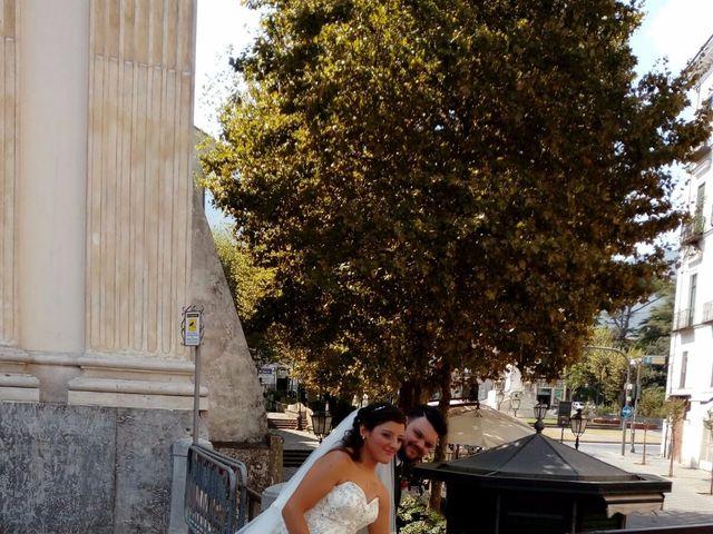 Il matrimonio di Salvatore e Mariagrazia a Cava de' Tirreni, Salerno 21