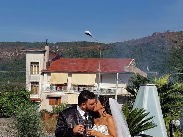 Il matrimonio di Salvatore e Mariagrazia a Cava de' Tirreni, Salerno 25
