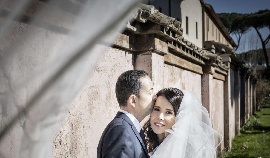 Il matrimonio di Giuseppe  e Elisabetta  a Roma, Roma