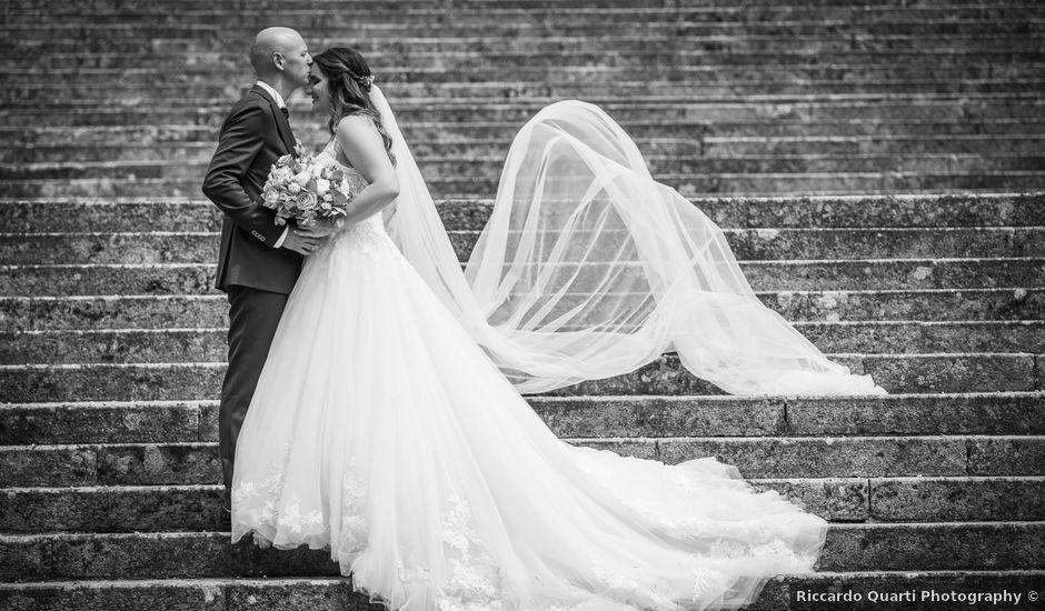Il matrimonio di Cristian e Alessandra a Montecchio Maggiore, Vicenza