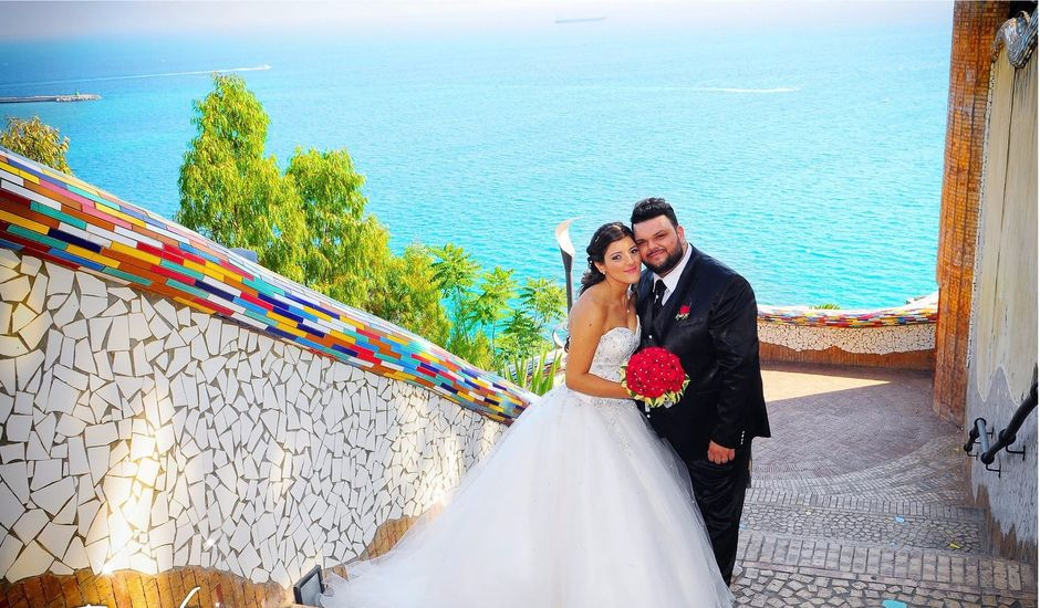 Il matrimonio di Salvatore e Mariagrazia a Cava de' Tirreni, Salerno
