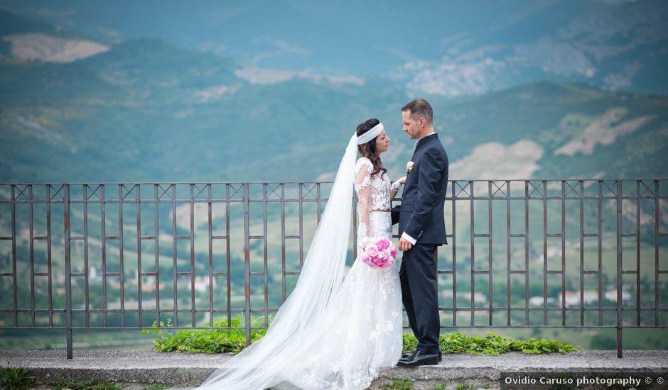 Il matrimonio di Fulvio e Luisa a Tocco da Casauria, Pescara