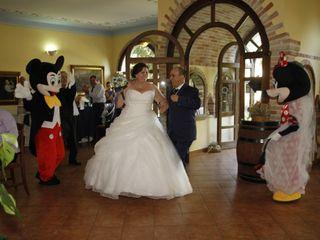 Le nozze di Monica e Gianluca 1
