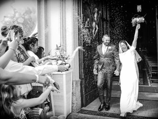 Le nozze di cristina e gianluigi