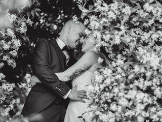 Le nozze di Rebecca e Luigi