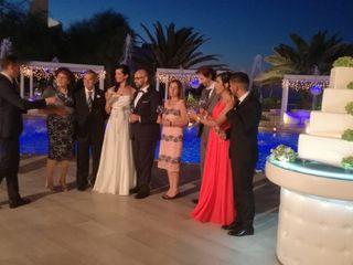 Le nozze di Elio e Catia