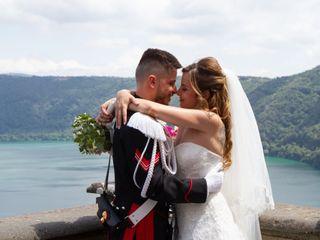 Le nozze di Mariangela e Mario