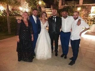 Le nozze di Roberto  e Valentina