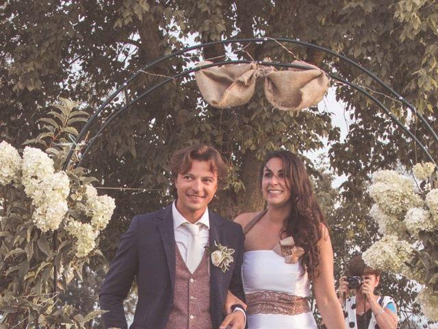 Il matrimonio di Samuele e Ramona a Piacenza, Piacenza 25