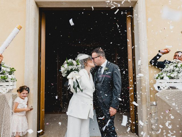 le nozze di Teresa e Vincenzo