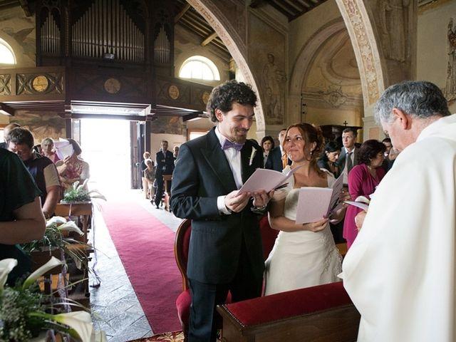 Il matrimonio di Davide e Valentina a Trezzano sul Naviglio, Milano 11