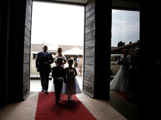 Il matrimonio di Davide e Valentina a Trezzano sul Naviglio, Milano 14