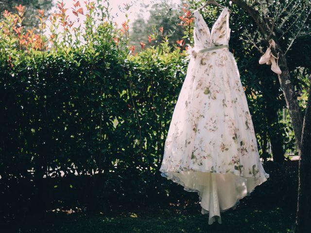 Il matrimonio di Matteo e Eva a Castelnuovo Magra, La Spezia 2