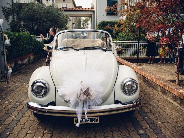 Il matrimonio di Matteo e Eva a Castelnuovo Magra, La Spezia 12