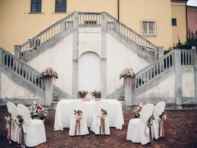 Il matrimonio di Matteo e Eva a Castelnuovo Magra, La Spezia 14