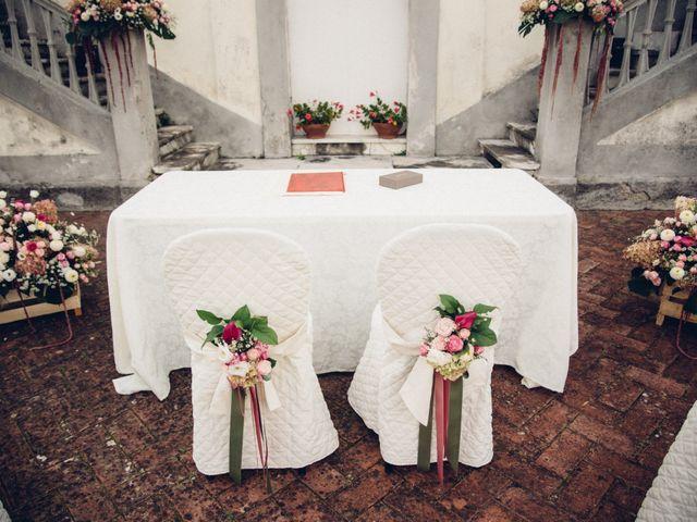 Il matrimonio di Matteo e Eva a Castelnuovo Magra, La Spezia 15