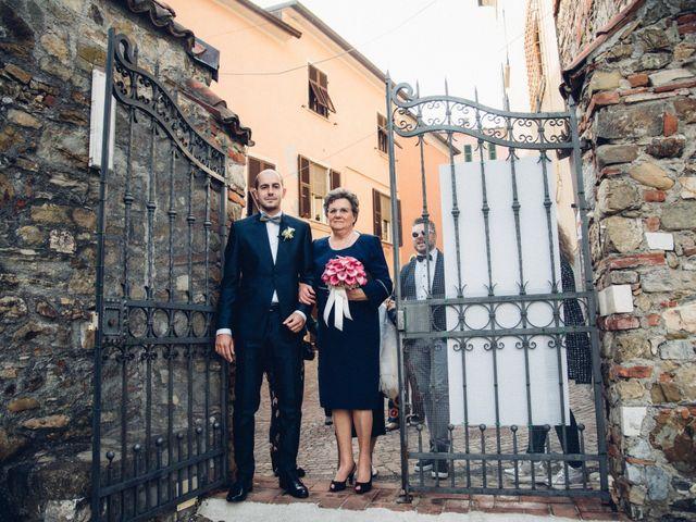 Il matrimonio di Matteo e Eva a Castelnuovo Magra, La Spezia 18
